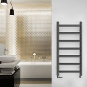 Crystal Slim Line Heated Towel Radiators